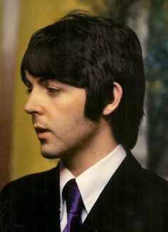 Leslie Cavendish was originally Jane Asher's hairdresser. One day she invited him to come do Paul's hair. Cavendish agreed and visited Paul at his home. Afterwards Paul played him some rough demos for the Sgt. Pepper album.  Paul liked the way Cavendish was able to make his hair look long even when it was short by layering it.