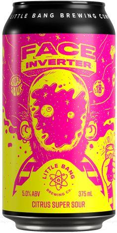Beer Packaging, Packaging Design, Branding Design, Craft Beer Labels, Beer Label Design, Can Design, Layout, Bottle Design, Graphic Design Inspiration