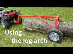 Using the log arch - YouTube