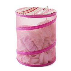 NeatKids Pop Up Hamper - Candy Taffy Lid via The Style Net - http://thestylenet.net/kids-stores/lime-tree-kids