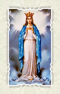 Our Lady of Knock - Bing images