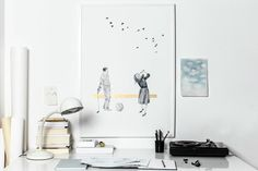Cool artwork.   kim's page - desiretoinspire.net