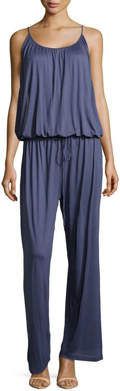 Pin for Later: Jump Into Something a Bit Different This Wedding Season Stella McCartney Scoop-Neck Waist-Tie Jumpsuit Stella McCartney Scoop-Neck Waist-Tie Jumpsuit (£210, originally £600)