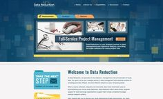 Web design for a statistical analysis in New Jersey.