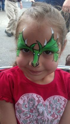 Pretty little dragon.