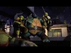 TMNT 2012 Welcome to the Club now