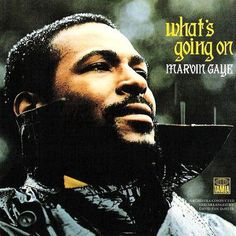 Marvin Gaye // What's Going On?