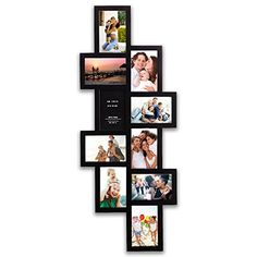 """Hello Laura - 33 by 13.5"""" inch Wall Hanging Photo Frame, ..."""