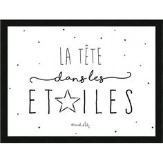 """La tête dans les étoiles"" wrapped around Bab Diy Agenda, Blonde Babies, Weird Words, French Quotes, Silhouette Portrait, Illustration Girl, Positive Attitude, Plexus Products, Bujo"