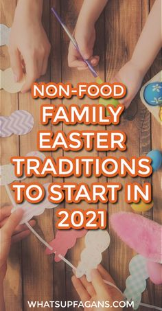 Great list of family Easter traditions, games, activities, and things to start doing this year! Four Kids, Easter Traditions, Work From Home Moms, Raising Kids, Easter Eggs, Holidays, Activities, Traditional, Games