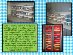 Chalk Talk: A Kindergarten Blog: Spaces and Places Room Makeover
