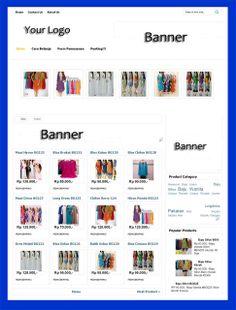 Simple Blogger Store V2 Template | BaixeTemplates Tudo Para Seu BLOG/SITE