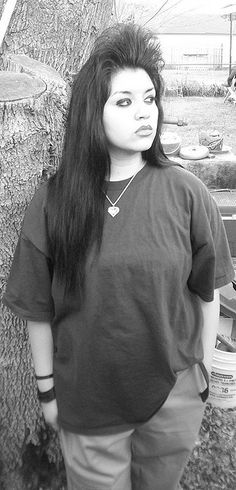 chola hair style 1000 images about cholas on chola style 2110