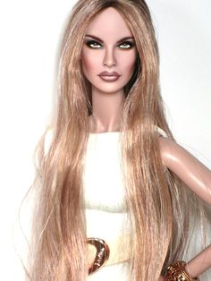Fashion Royalty Integrity Rare Appearance Dania Zarr repaint reroot OOAK Doll by Claudia on ebay http://www.ebay.com/itm/Fashion-Royalty-Rare-Appearance-Dania-Zarr-ooak-repaint-reroot-by-Claudia-/122503158878?hash=item1c85c1dc5e:g:6fwAAOSw9OFZHd89