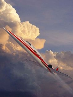 Aerion's Eight Seater Supersonic Business Jet