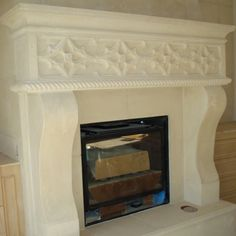 Cast Stone Fireplace Mantels | Tucson Cast Stone Fireplaces NJ ...