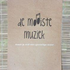 de mooiste muziek A4