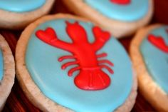 lobster cookies! #JoesCrabShack