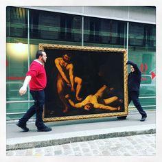 L'#art en marche ! #drouot #Paris