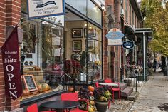 21 Small Towns You Should Visit on Your Next American Road Trip ~ Little Lititz, PA, was voted America's Coolest Small Town in 2013, and for very good reason: it's got America's first commercial bakery, a historical foundation and museum, a seven-acre park, a train station, the Wilbur Chocolate Museum and Factory Store, and a wolf sanctuary.