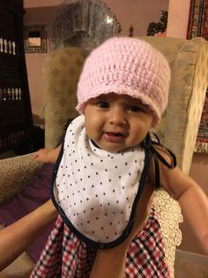 Hat for baby Liyana