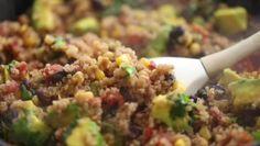 One Pan Mexican Quinoa SB