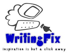 My favorite writing website! Daily writing prompts and my favourite: 6+1 Traits of Writing Lesson Plans with Read Aloud starter