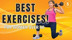 Shoulders, Arms & Abs for Home for Women Over 40 - YouTube