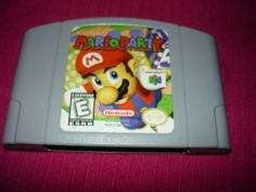Mario Party 1 Nintendo 64 N64 Cleaned Tested Guaranteed Free Shipping 045496870393 | eBay