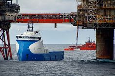 Newly-established offshore shipping company Nordic American Offshore ( NAO ) has agreed to acquire six platform supply vessels from Blue Ship Invest ( BSI ). The vessels are of the PX121 type, and were designed and constructed by ULSTEIN in 2012-13. NAO has its source from the international tanker company Nordic American Tankers ( NAT ).