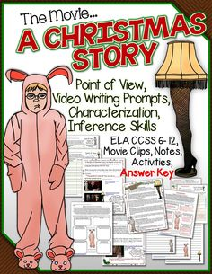 Point of view writing activities for high school