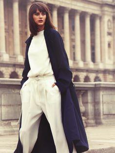 Fashion Editorial | Paris, je t'aime