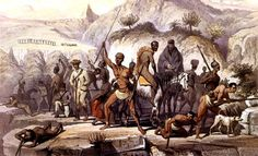 Military history of South Africa This article is part of a series Conflicts Khoikhoi-Dutch Wars Anglo-Dutch rivalry Xhosa Wars Zulu-Ndwandwe civil British Soldier, British Army, Xhosa, History Online, African Tribes, Conflict Resolution, British Colonial, Zulu, African History