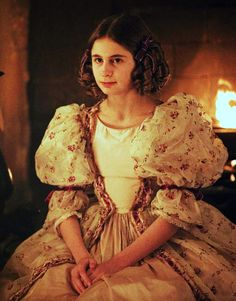 mademoisellelapiquante:   Cosima Littlewood as Adele in Jane Eyre - 2006