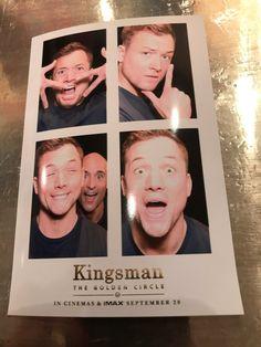 Taron Egerton is bae. Taron Egerton Kingsman, Eggsy Kingsman, Kingsman Film, Kingsman Cast, Multimedia, Taron Edgerton, Kingsman The Golden Circle, Kingsman The Secret Service, Mark Strong