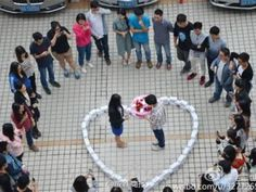 To avoid the pain of another Singles Day, a Chinese programmer reportedly organizes an elaborate Apple-centric proposal. Her answer is no.