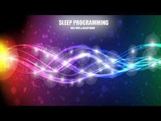 Sleep Programming | Confidence & Self Esteem Affirmations | Self Love | Binaural Beats & Iso Tones - YouTube