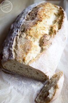 Chleb pszenny na piwie Bread, Food, Eten, Bakeries, Meals, Breads, Diet