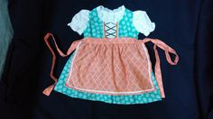 Your place to buy and sell all things handmade Eyelet Lace, Lace Trim, Handmade Baby, Drawstring Backpack, Turquoise, Orange, Sleeves, Fabric, Bags