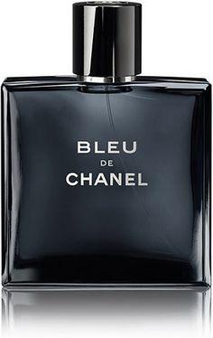 Bleu de Chanel Perfume for Men... Ooh heaven when he wears this.