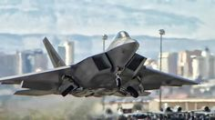 Lockheed Martin F-22 Raptor. The jet fighter was created with the intention of lasting some 30+ years and with the ability to amass 8,000 flight hours. Sound like a long time? They are merely scratching the surface.