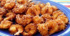 Coconut Shrimp with Sweet Chili Mayo