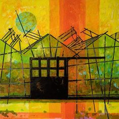 Greenhouse Westland Holland