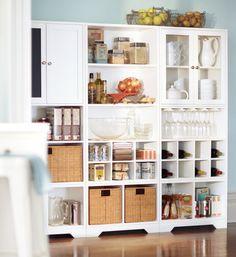 Kitchen. #organization