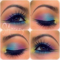 Colorful Spring Look