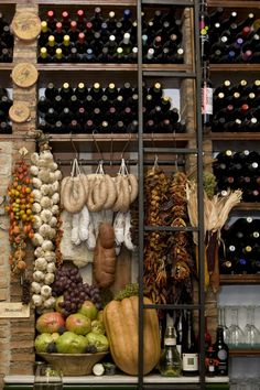 """La Tana"" best tapas and wine tavern in Granada, Spain,"