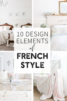 10 Design Elements of French Style. 10 Design Elements of French Style. 10 Design Elements of French Style. 10 Design Elements of French Style. Modern French Country, French Country Bedrooms, French Country Living Room, French Country Cottage, Country Farmhouse Decor, Country Bathrooms, Country Kitchens, Small Bathrooms, Farmhouse Design