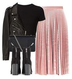 Untitled #6082 by laurenmboot on Polyvore featuring polyvore, fashion, style, Getting Back To Square One, Jakke, Topshop, rag & bone, Yves Saint Laurent and clothing