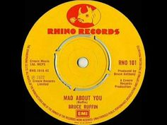 BRUCE RUFFIN - MAD ABOUT YOU