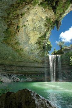 Hamilton Pools Preserve, Austin, Texas                                                                                                                                                                                 More